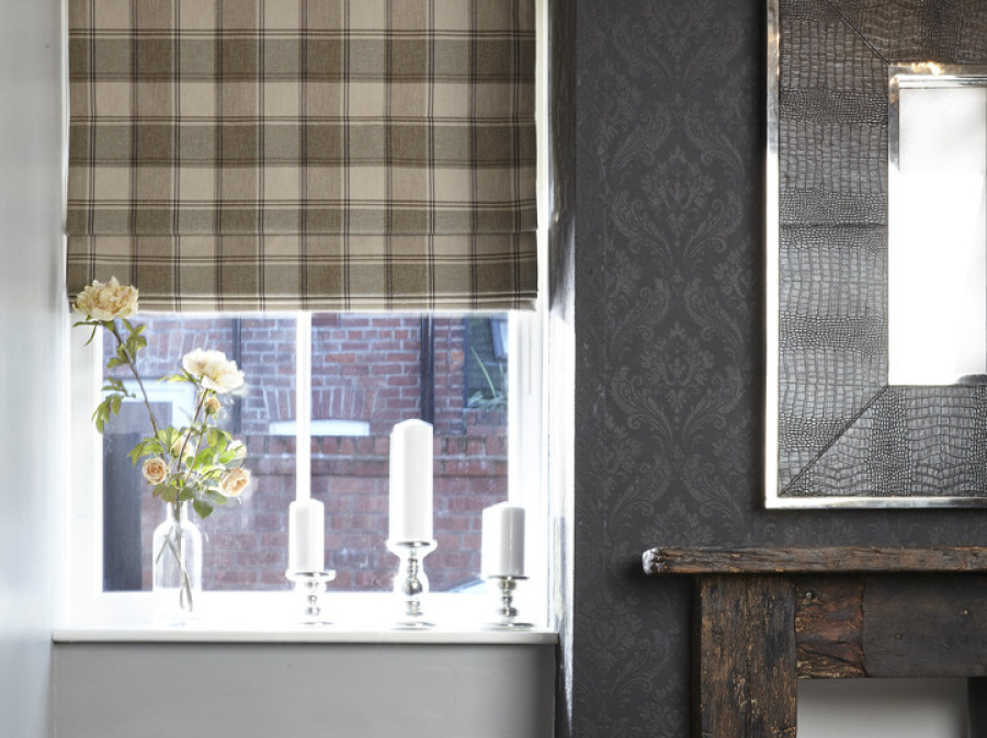Roman Blinds, Bespoke Blinds, Sudbury, Suffolk