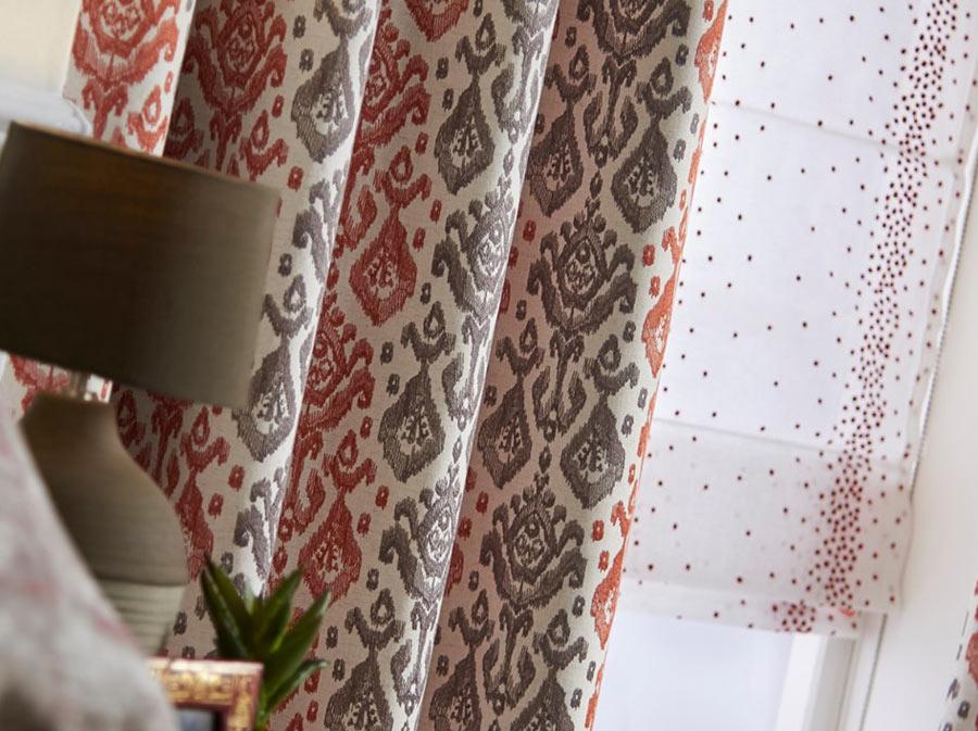 Bill Beaumont Textiles, Curtains, Sudbury, Suffolk